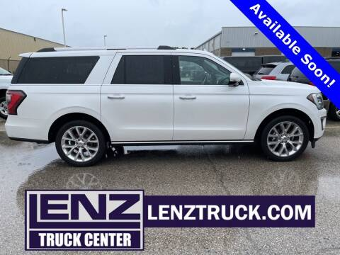 2018 Ford Expedition MAX for sale at Lenz Auto - Coming Soon in Fond Du Lac WI