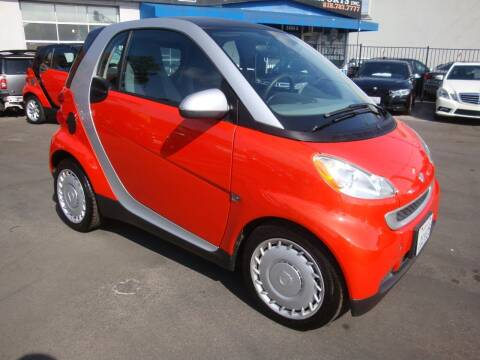 2008 Smart fortwo for sale at Auto Boomer Inc. in Sherman Oaks CA