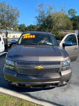 2014 Chevrolet Tahoe for sale at D & D Auto Sales in Valdosta GA