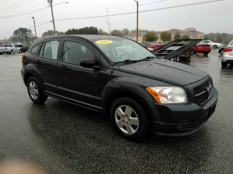 2007 Dodge Caliber for sale at Kelly & Kelly Supermarket of Cars in Fayetteville NC