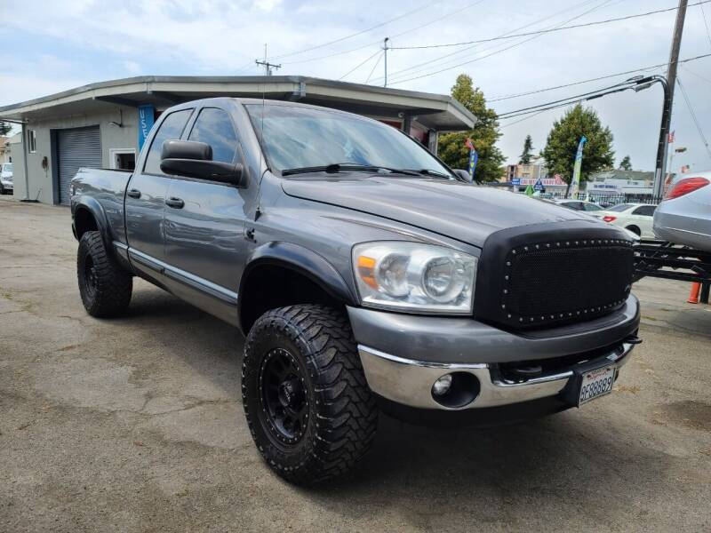 2007 Dodge Ram Pickup 2500 for sale at Imports Auto Sales & Service in San Leandro CA