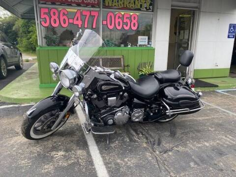 2007 Yamaha Road Star for sale at Extreme Auto Sales in Clinton Township MI