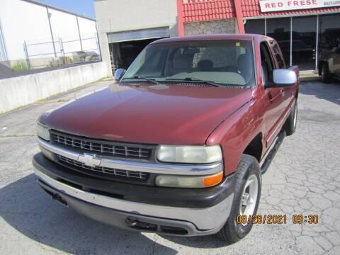 1999 Chevrolet Silverado 1500 for sale at Competition Auto Sales in Tulsa OK