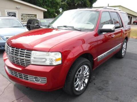 2007 Lincoln Navigator for sale at LEGACY MOTORS INC in New Port Richey FL