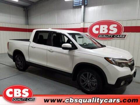 2019 Honda Ridgeline for sale at CBS Quality Cars in Durham NC