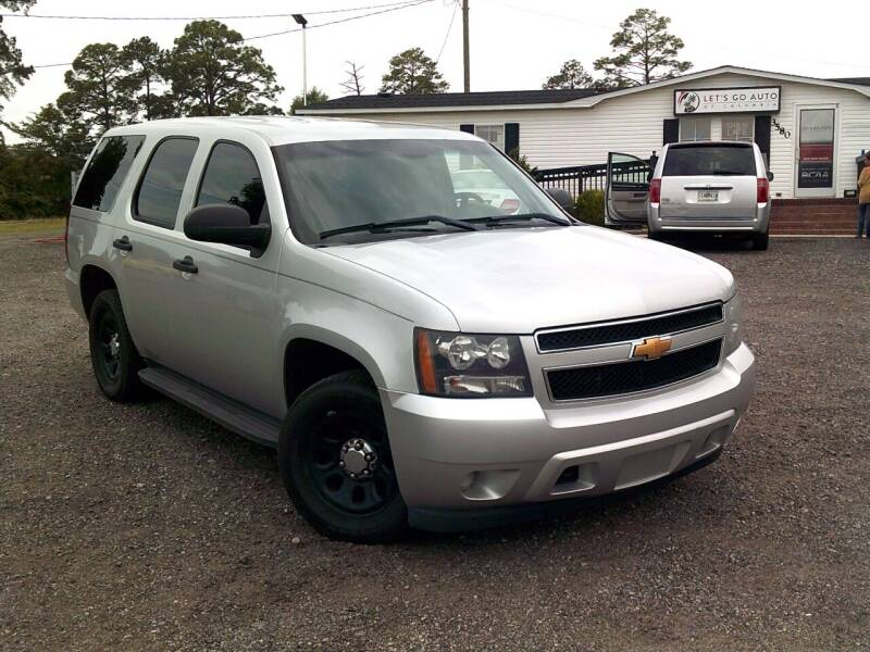 2012 Chevrolet Tahoe for sale at Let's Go Auto Of Columbia in West Columbia SC