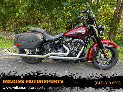 2019 Harley-Davidson SOFTAIL for sale at WILKINS MOTORSPORTS in Brewster NY