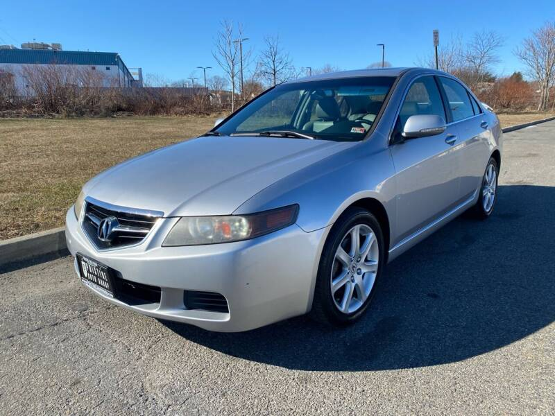 2005 Acura TSX for sale at Pristine Auto Group in Bloomfield NJ