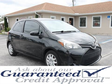 2015 Toyota Yaris for sale at Universal Auto Sales in Plant City FL