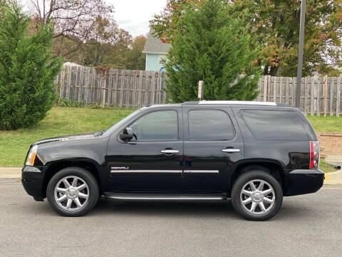 2011 GMC Yukon for sale at Superior Wholesalers Inc. in Fredericksburg VA