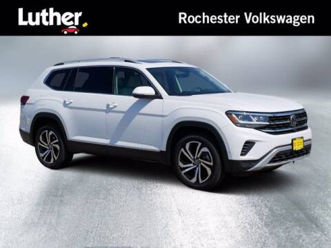 2021 Volkswagen Atlas for sale at Park Place Motor Cars in Rochester MN