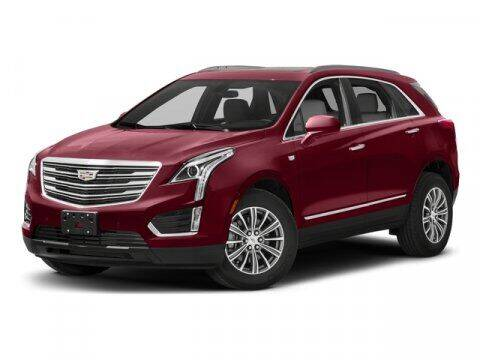 2018 Cadillac XT5 for sale at STG Auto Group in Montclair CA