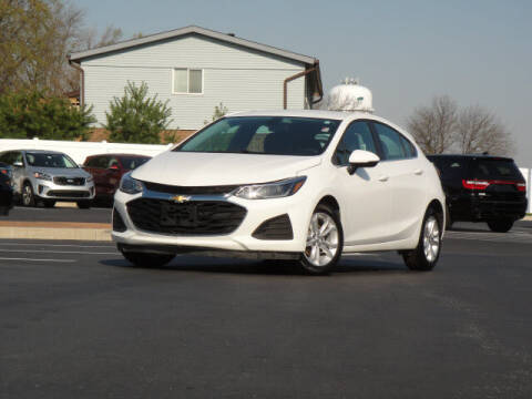 2019 Chevrolet Cruze for sale at Jack Schmitt Chevrolet Wood River in Wood River IL