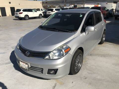 2010 Nissan Versa for sale at Boktor Motors in North Hollywood CA