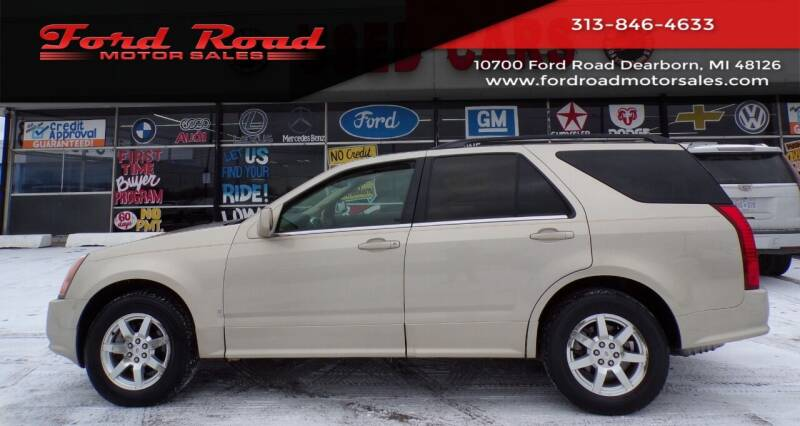 2007 Cadillac SRX for sale at Ford Road Motor Sales in Dearborn MI