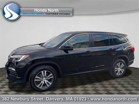 2017 Honda Pilot for sale at 1 North Preowned in Danvers MA