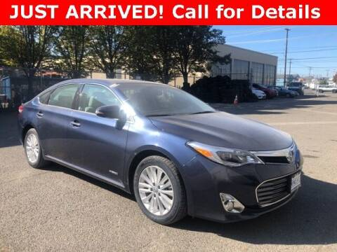 2015 Toyota Avalon Hybrid for sale at Toyota of Seattle in Seattle WA