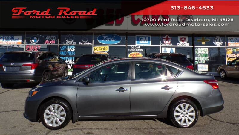 2017 Nissan Sentra for sale at Ford Road Motor Sales in Dearborn MI