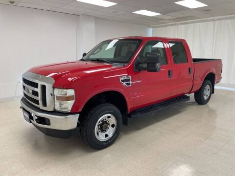 2008 Ford F-250 Super Duty for sale at Kerns Ford Lincoln in Celina OH