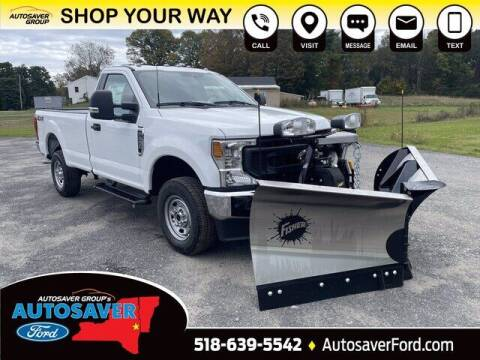 2022 Ford F-250 Super Duty for sale at Autosaver Ford in Comstock NY