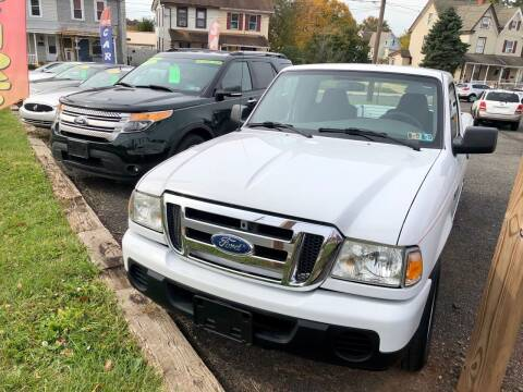 2009 Ford Ranger for sale at Mayer Motors of Pennsburg in Pennsburg PA