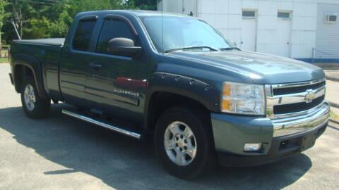 2008 Chevrolet Silverado 1500 for sale at Southeast Motors INC in Middleboro MA