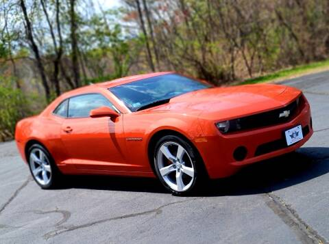 2012 Chevrolet Camaro for sale at Flying Wheels in Danville NH
