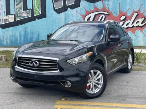2012 Infiniti FX35 for sale at Palermo Motors in Hollywood FL