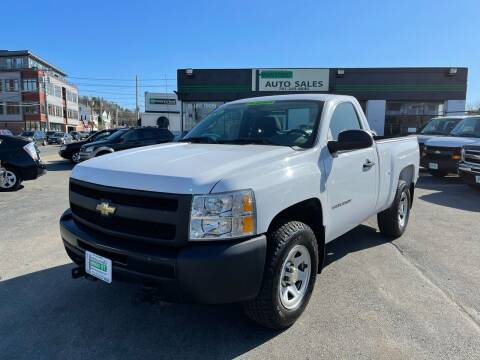 2010 Chevrolet Silverado 1500 for sale at Wakefield Auto Sales of Main Street Inc. in Wakefield MA