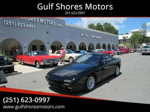 1991 Mazda RX-7 for sale at Gulf Shores Motors in Gulf Shores AL