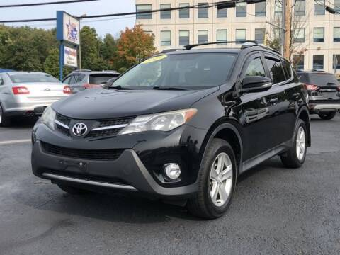 2014 Toyota RAV4 for sale at All Star Auto  Cycle in Marlborough MA