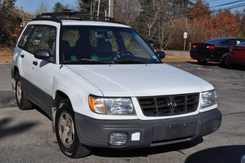 1999 Subaru Forester for sale at Amati Auto Group in Hooksett NH