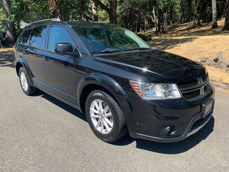 2013 Dodge Journey for sale at All Star Automotive in Tacoma WA