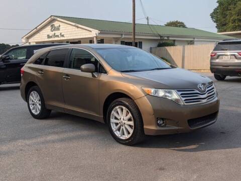 2011 Toyota Venza for sale at Best Used Cars Inc in Mount Olive NC