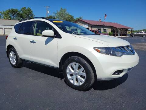 2014 Nissan Murano for sale at Holland's Auto Sales in Harrisonville MO