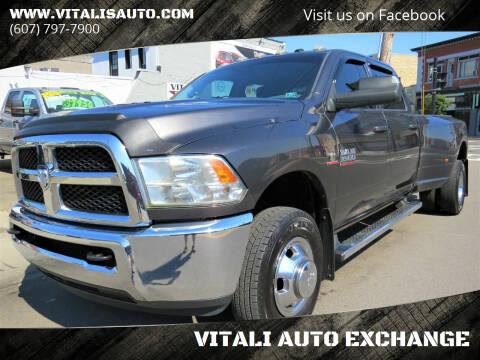 2014 RAM Ram Pickup 3500 for sale at VITALI AUTO EXCHANGE in Johnson City NY