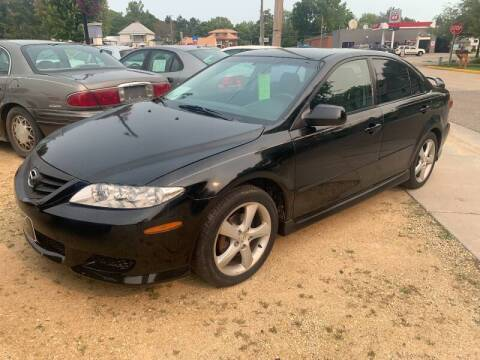 2005 Mazda MAZDA6 for sale at Nelson's Straightline Auto - 23923 Burrows Rd in Independence WI