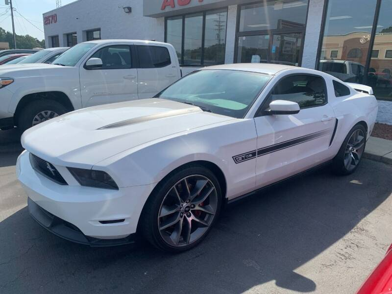 2012 Ford Mustang for sale at Auto Sports in Hickory NC