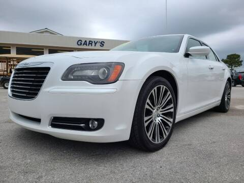 2013 Chrysler 300 for sale at Gary's Auto Sales in Sneads Ferry NC