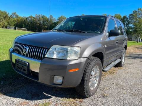 2005 Mercury Mariner for sale at GOOD USED CARS INC in Ravenna OH