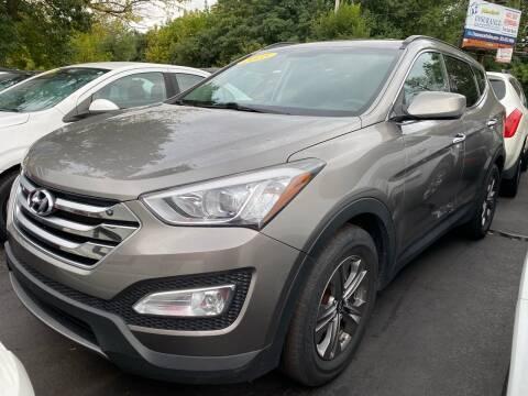 2015 Hyundai Santa Fe Sport for sale at WOLF'S ELITE AUTOS in Wilmington DE