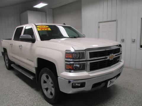 2014 Chevrolet Silverado 1500 for sale at LaFleur Auto Sales in North Sioux City SD