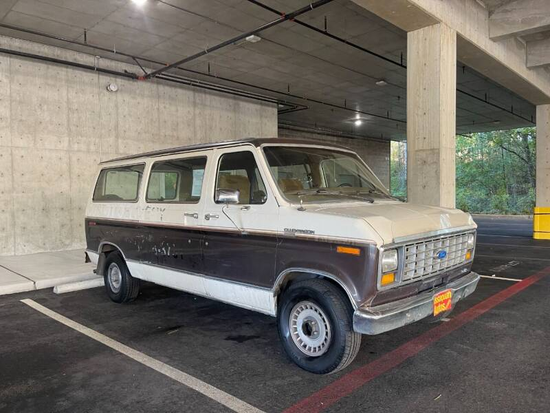 1989 Ford E-150 for sale at Issaquah Autos in Issaquah WA