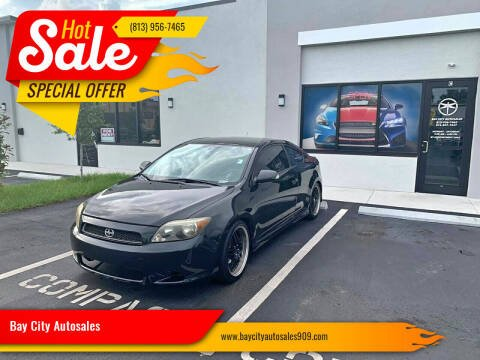 2006 Scion tC for sale at Bay City Autosales in Tampa FL