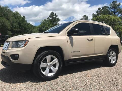2017 Jeep Compass for sale at #1 Auto Liquidators in Yulee FL