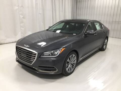 2020 Genesis G80 for sale at Elhart Automotive Campus in Holland MI