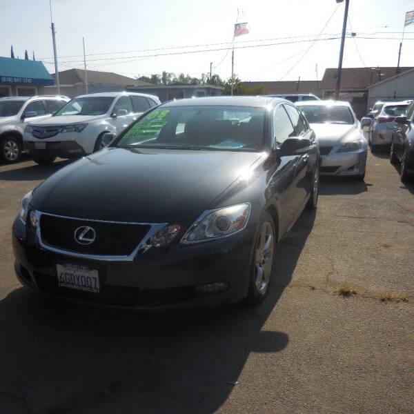2008 Lexus GS 350 for sale at Luxor Motors Inc in Pacoima CA