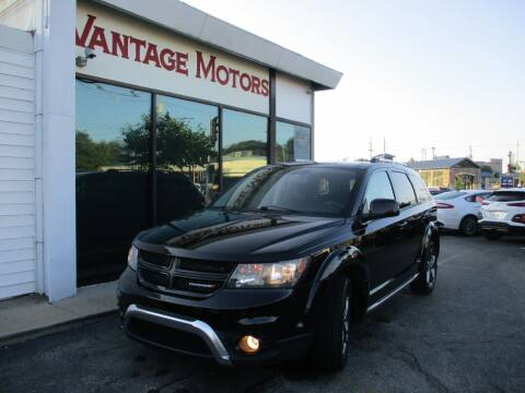 2016 Dodge Journey for sale at Vantage Motors LLC in Raytown MO
