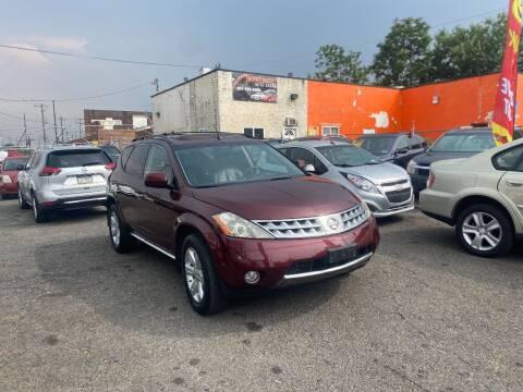 2007 Nissan Murano for sale at Impressive Auto Sales in Philadelphia PA