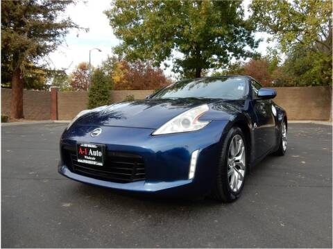 2013 Nissan 370Z for sale at A-1 Auto Wholesale in Sacramento CA